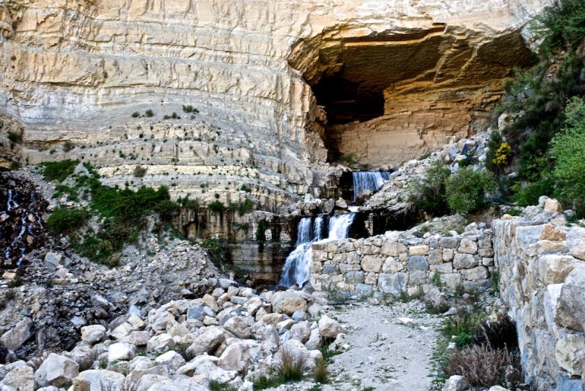 Afqa Grotte