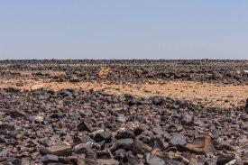 Basaltwüste