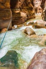 Wadi Mujib - Nationalpark