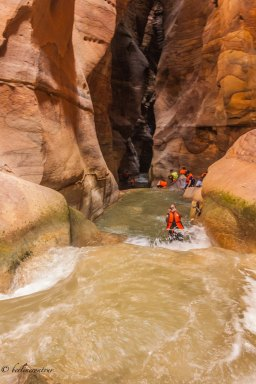 Wadi Mudjib - Nationalpark