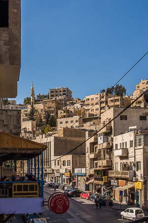 Amman-Downtown