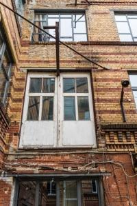 Altes Fabrikgelände im Prenzlauer Berg